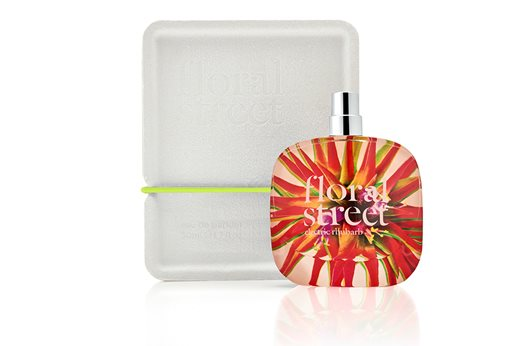 Floral Street Electric Rhubarb fragrance