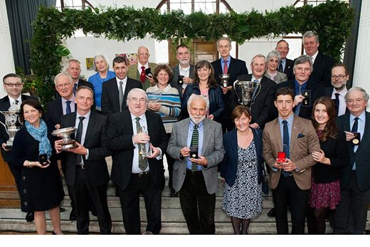2016 RHS Awards winners