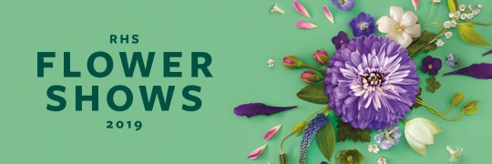RHS Flower Shows 2019
