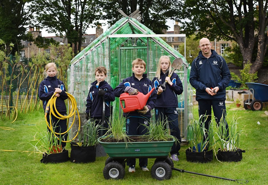 School Gardening Team of the Year 2019