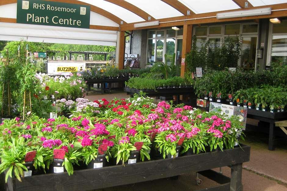 The Rosemoor Plant Centre
